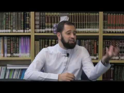 Foundations of Islam - Belief in Angels, taught by Sh. Ali Nasser (Part 5)