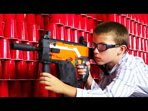 Thumbnail: Nerf War: The Nerf Olympics