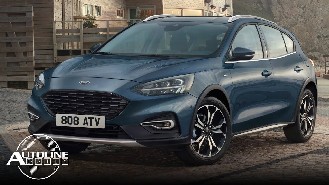 Focus Active X Gets Vignale Treatment November Sales Autoline
