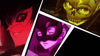 Persona 5 The Animation Opening 2 but with Break in to Break out