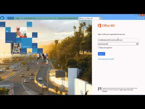 Office 365 Administration - 01 - Overview and Infrastructure