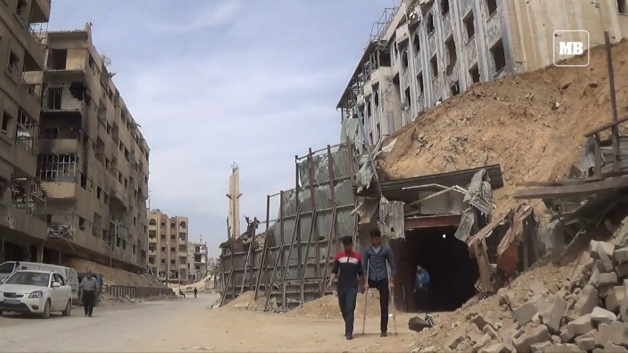 Investigators to probe alleged chemical attack in Douma