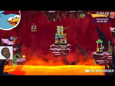 Angry Birds 2 | Clan VS Clan (CVC) 12/14/2018 **GABY** Stan Leeroy (No Stella)