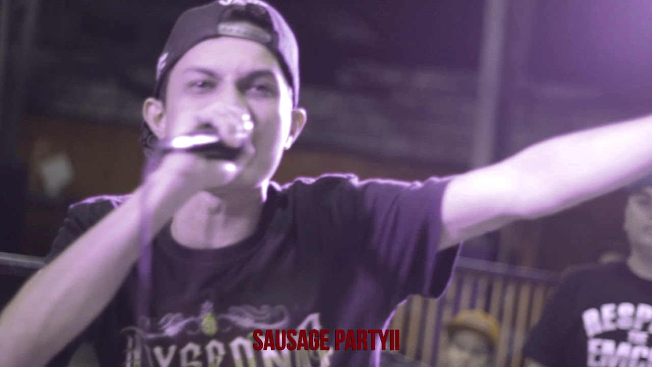 Bahay Katay - J-Black - Rap Song Competition @ Sausage Party 2