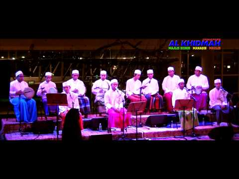 AL KHIDMAH@ESPLANADE - A Tapestry of Sacred Music 2013 - 19APR2013 8:15pm SHOW1PT3
