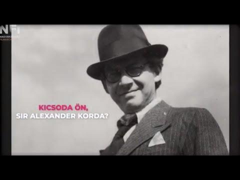 Kicsoda Ön, Sir Alexander Korda?