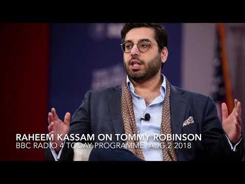 Raheem Kassam schools BBC on Tommy Robinson, Islam, urges Farage return
