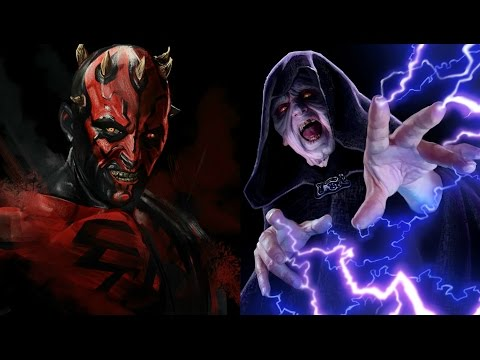 8 Most Powerful SITH Lords (Canon)