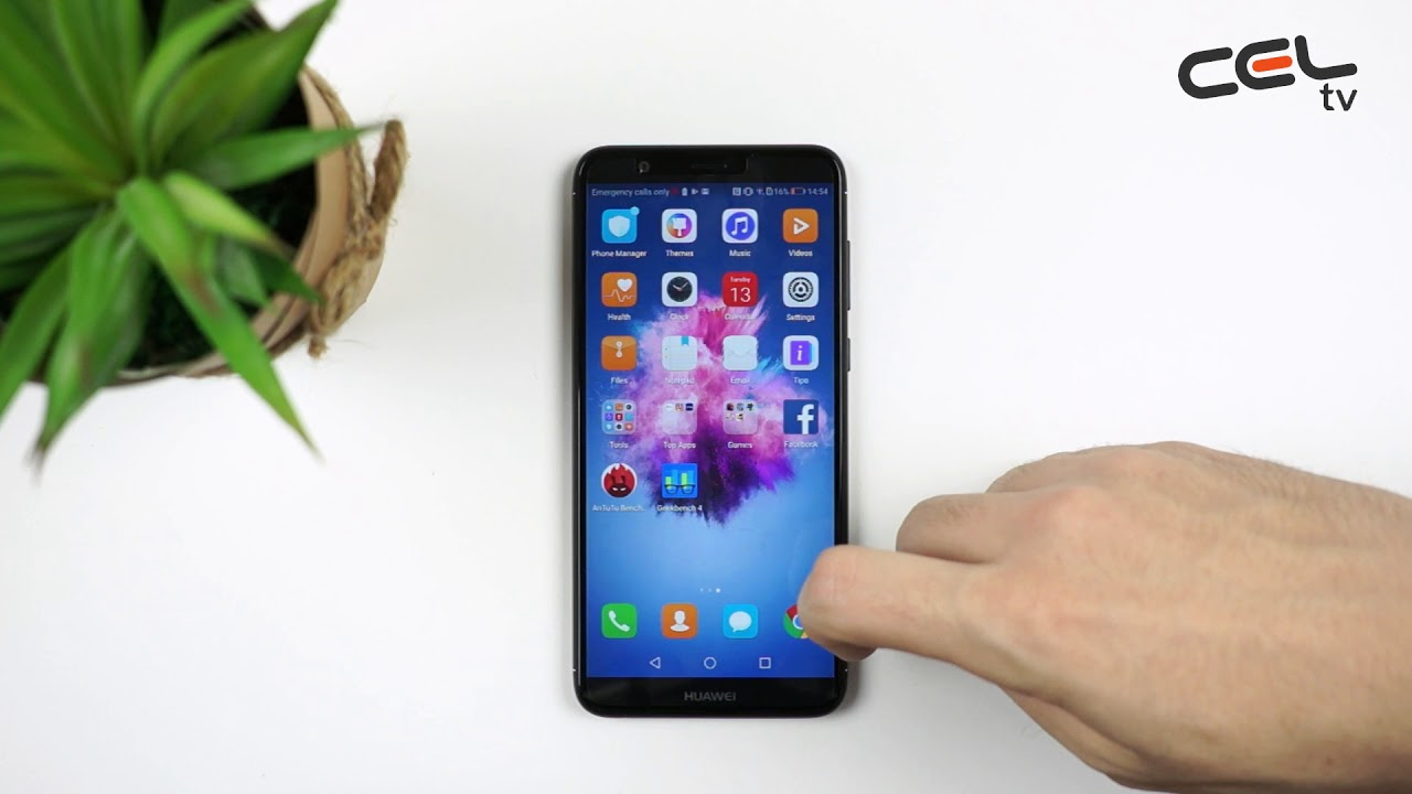Afholte Huawei P Smart - Unboxing & Review in limba romana - YouTube HO-42