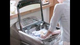 ¿como usar? la Nueva  lavadora Samsung Activ  Dual Wash  mas potente   pre lavado  manual