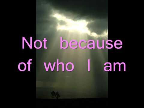 I Am Yours - Casting Crowns Lyrics