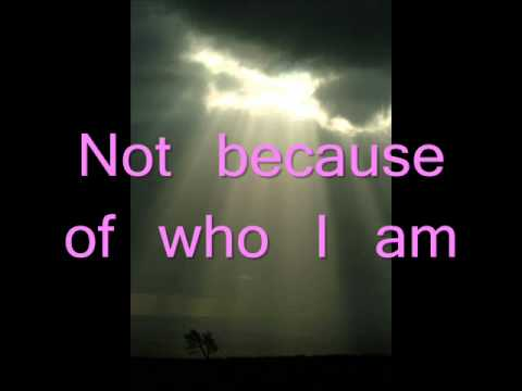 i am yours - casting crowns lyrics