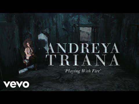 Клип Andreya Triana - Playing With Fire