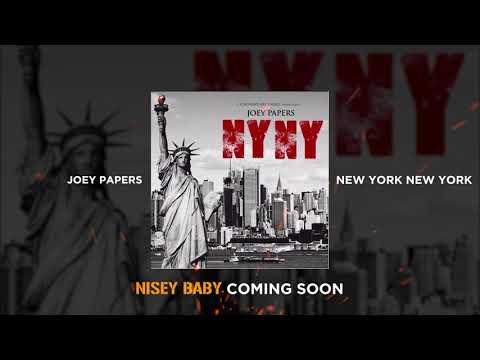 Joey Papers - New York, New York(Exclusive Audio)