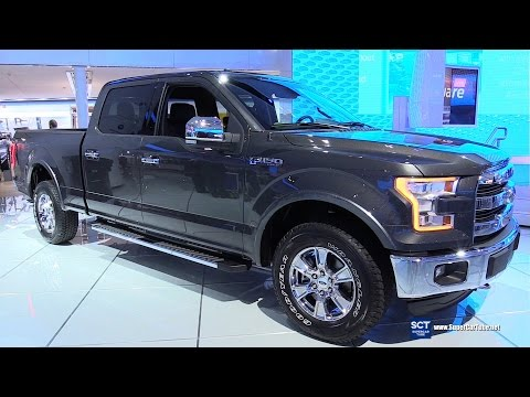 Simple 2016 Ford F150 FX4 Review  Doovi