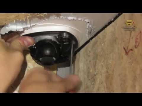 Как поставить камеру в лифте