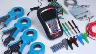 видео Анализ качества электрической энергии - приборы и устройства