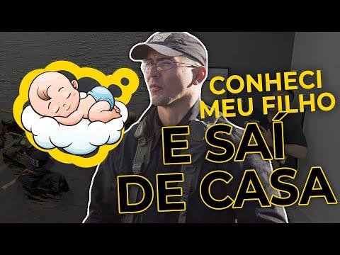 QUE COMPROMISSO TIRARIA O PAI DE UM RECÉM NASCIDO DE CASA? | CORTES PAPO DE ROTA | CAP MED SILVESTRE