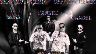 W & Yandel Feat Yankee,Mega & Kenai   Sexy Movimiento Official Remix