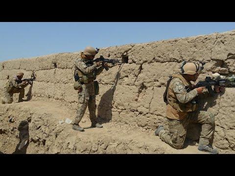 أفغانستان: هدنة بين واشنطن وطالبان تمهيدا لاتفاق تاريخي ينهي أطول حرب في الولايات المتحدة  - نشر قبل 27 دقيقة
