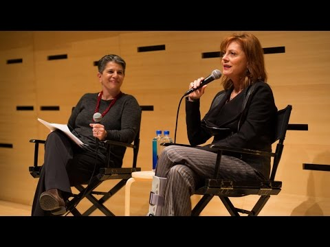 Film Society Talks | Susan Sarandon