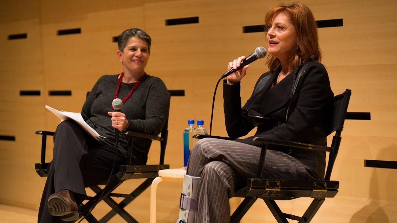 Film Society Talks | Susan Sarandon