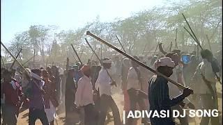 भगोरिया फेस्टिवल झाबुआ || आदिवासी ढोल डांस || गल फरवा देखवा || ADIVASI DJ SONG