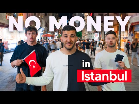ABANDONED IN ISTANBUL FOR 24 HOURS WITH NO MONEY