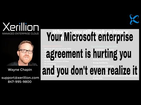 Microsoft Enterprise Agreements Vs Microsoft CSP