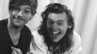 Harry and Louis - Home (Larry Stylinson)