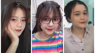 Tik Tok Việt Nam - Những Cô Gái Xinh Nhất TikTok Cực Dễ Thương - Beautiful girl