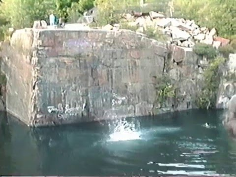 Quarry Jumping Youtube