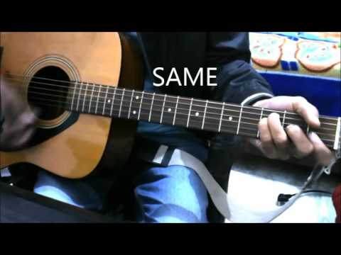 Tum Se Hi - Jab We Met - COMPLETE GUITAR COVER LESSON CHORDS - MoHIT CHAHUN