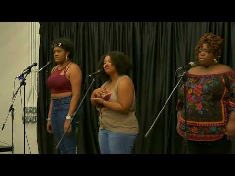 2017 National Poetry Slam Group Piece Finals - Eclectic Truth