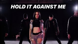Britney Spears - Hold It Against Me - Dance Choreography By JoJo Gomez