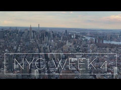 Travel Diary: New York City (Week 4)