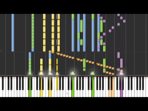 Fall Out Boy - Centuries - Impossible Piano Remix
