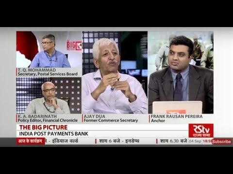 The Big Picture: India Post Payments bank