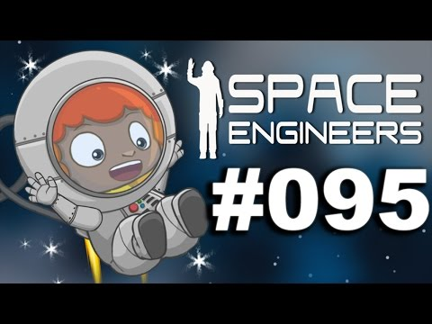 Space Engineers :: Multiplayer - Episode #95 'He Gone Departure'