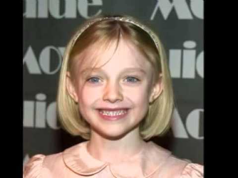 Dakota Fanning 2002 - YouTube
