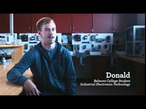 Belmont College - Industrial Electronics Program