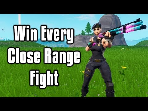 Win EVERY Close Range Fight In Fortnite! - Shotgun + 1v1 Tips & Tricks