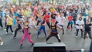 Flashmob Dance Film BEBAS - Ijen CarFreeDay Malang