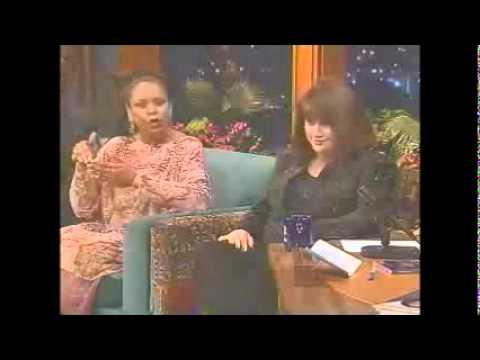 Robin Quivers vs Linda Ronstadt Tonight Show Fight