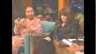 Robin Quivers vs Linda Ronstadt Tonight Show Fight