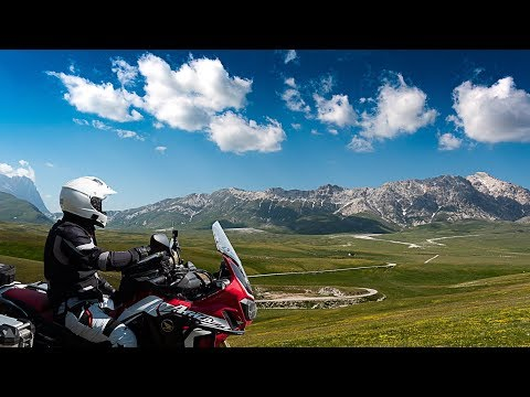 From the Alps to the Apennines I A Motorcycle Journey to Central Italy