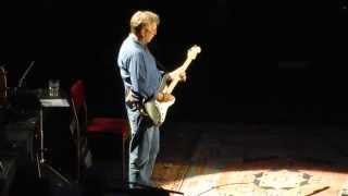 Little Queen of Spades - Eric Clapton - Vienna 26 June 2014