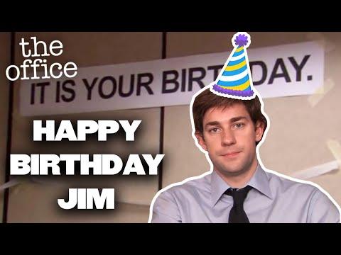 Happy Birthday Jim - The Office US