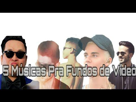 5 MÚSICAS DE FUNDO DE VIDEO (download Palco MP3)