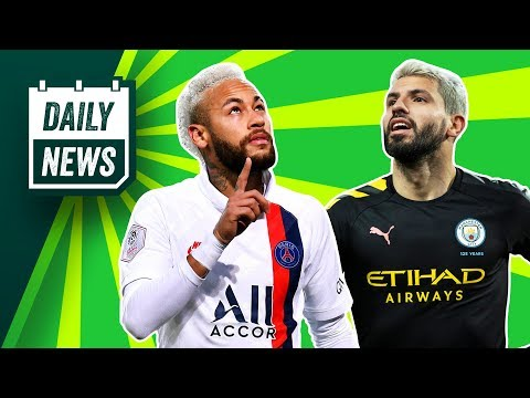Man City to LOSE their players + PSG need Neymar! ► Daily News